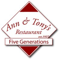 Ann & Tony's Menu